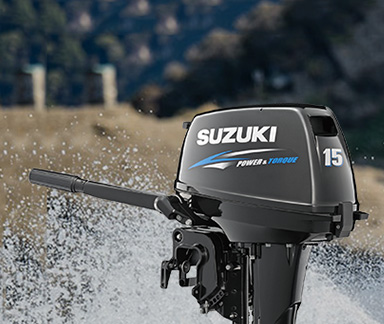 2-STROKE OUTBOARDS The most trusted crew member aboard no matter the depth or distance